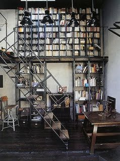 books+shelving+home