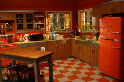 orange-kitchen