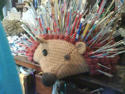 Knitting Limoncello